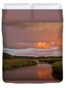 Cape Cod Bells Neck Duvet Cover by Juergen Roth
