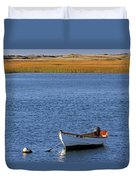 Cape Cod Charm Duvet Cover by Juergen Roth