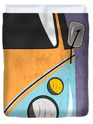 Car  Duvet Cover by Mark Ashkenazi