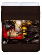 Car - Model T Ford  Duvet Cover by Mike Savad