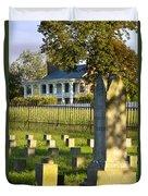 Carnton Plantation Duvet Cover by Brian Jannsen