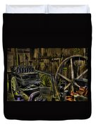 Carriage House Duvet Cover by Jay Droggitis