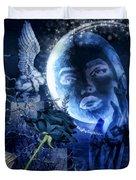 Celestine Duvet Cover by Mo T