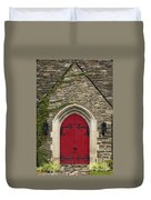 Chapel - D003211 Duvet Cover by Daniel Dempster
