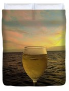 Cheers Duvet Cover by Cheryl Young