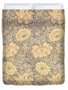 Chrysanthemum Duvet Cover by William Morris