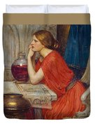 Circe Duvet Cover by John William Waterhouse