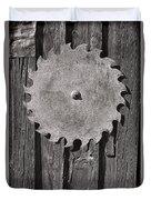Circular Duvet Cover by Kelley King
