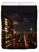 City Living Duvet Cover by Andrew Paranavitana