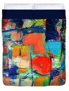 Colorscape Duvet Cover by Ana Maria Edulescu