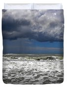 Conquering The Storm Duvet Cover by Sandi OReilly