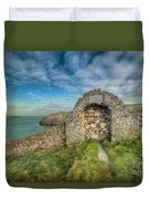 Consecrated 1535 Duvet Cover by Adrian Evans