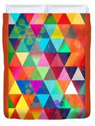 Contemporary 3 Duvet Cover by Mark Ashkenazi