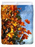 Country Color 30 Duvet Cover by Will Borden
