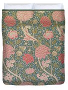 Cray Duvet Cover by William Morris
