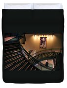 Curly's Stairway Duvet Cover by Bill Pevlor