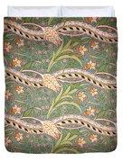 Daffodil Chintz Duvet Cover by John Henry Dearle