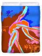 Dance Of Joy 2 Duvet Cover by Patrick J Murphy
