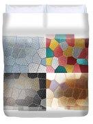 Dance Of Light Duvet Cover by Bill Cannon