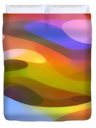 Dappled Light 10 Duvet Cover by Amy Vangsgard