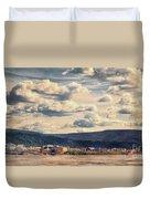 Dawson City Duvet Cover by Priska Wettstein