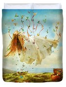 Daydreams Duvet Cover by Aimee Stewart