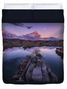 Days End Duvet Cover by Peter Coskun