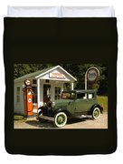 Days Gone By Duvet Cover by Kathleen Struckle