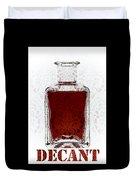Decant Duvet Cover by Frank Tschakert