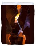 Deep In Antelope Duvet Cover by Chad Dutson