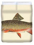 Denton Brook Trout Duvet Cover by Gary Grayson