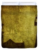 Diminished Dawn Duvet Cover by Andrew Paranavitana