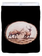 Dominance Duvet Cover by Minisa Robinson