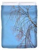 Dream Blue Duvet Cover by Evelina Kremsdorf