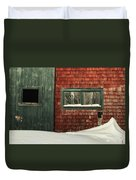 Drifted In Duvet Cover by Susan Capuano