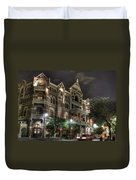 Driskill Hotel Duvet Cover by Jane Linders