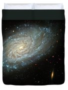 Dusty Galaxy Duvet Cover by The  Vault - Jennifer Rondinelli Reilly