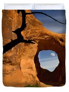 Ear Of The Wind Duvet Cover by Susan Candelario