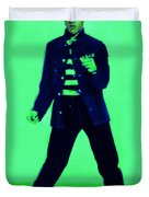 Elvis is In The House 20130215p91 Duvet Cover by Wingsdomain Art and Photography
