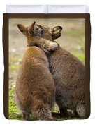 Embrace Duvet Cover by Mike  Dawson