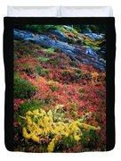 Enchanted Colors Duvet Cover by Inge Johnsson