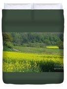 English Countryside Duvet Cover by Ann Horn
