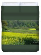 English Countryside Duvet Cover by Ann Horn