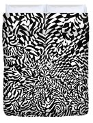 Entangle Duvet Cover by Crystal Hubbard