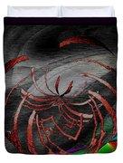 Enveloped 10 Duvet Cover by Tim Allen