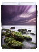 Ethereal Duvet Cover by Jorge Maia