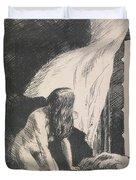 Evening Wind Duvet Cover by Edward Hopper