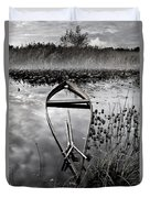Everything Has Its Time Duvet Cover by Jorge Maia