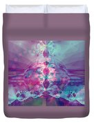 Find Your Inner Strength Duvet Cover by Elizabeth McTaggart