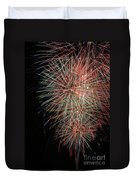 Fireworks6500 Duvet Cover by Gary Gingrich Galleries